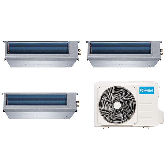 Nexya S4 E Duct Inverter Multi
