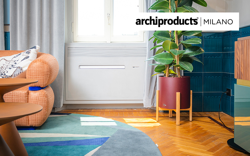 Das Home of Comfort von Olimpia Splendid bei Archiproducts Milano